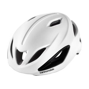 Capacete Cannondale Intake Branco